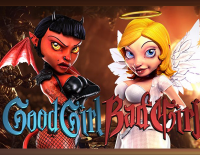 Играть онлайн в автомат Good Girl, Bad Girl